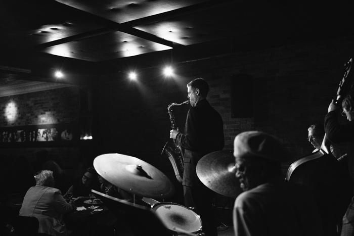 Ryan Oliver: Tenor Saxophone
